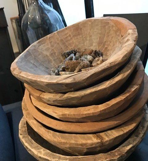 scrapwood bowls