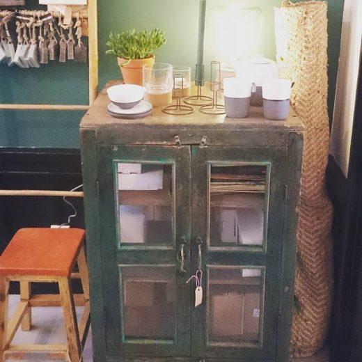 cabinet M dark green I