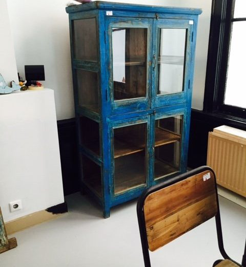cabinet XL Blue Sea I